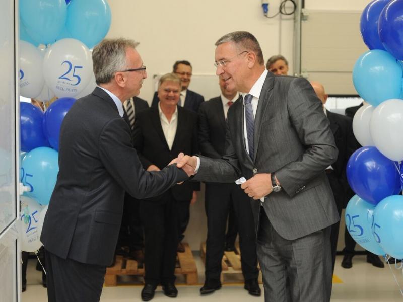 Odprtje poslovne enote podjetja Oktal Pharma v Dugopolju